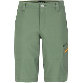 Marmot Limantour Shorts Herrer, grøn